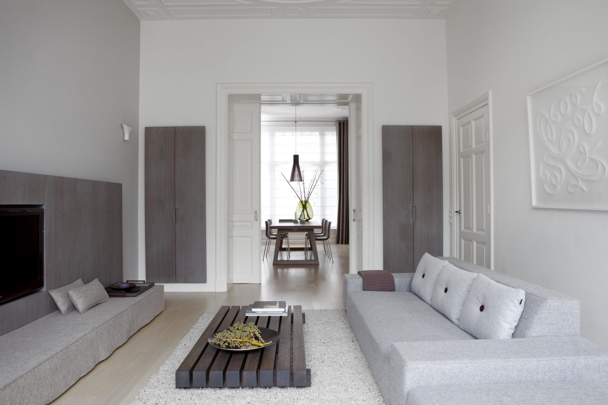 Interieurontwerper Den Haag : Herenhuis in den haag remy meijers