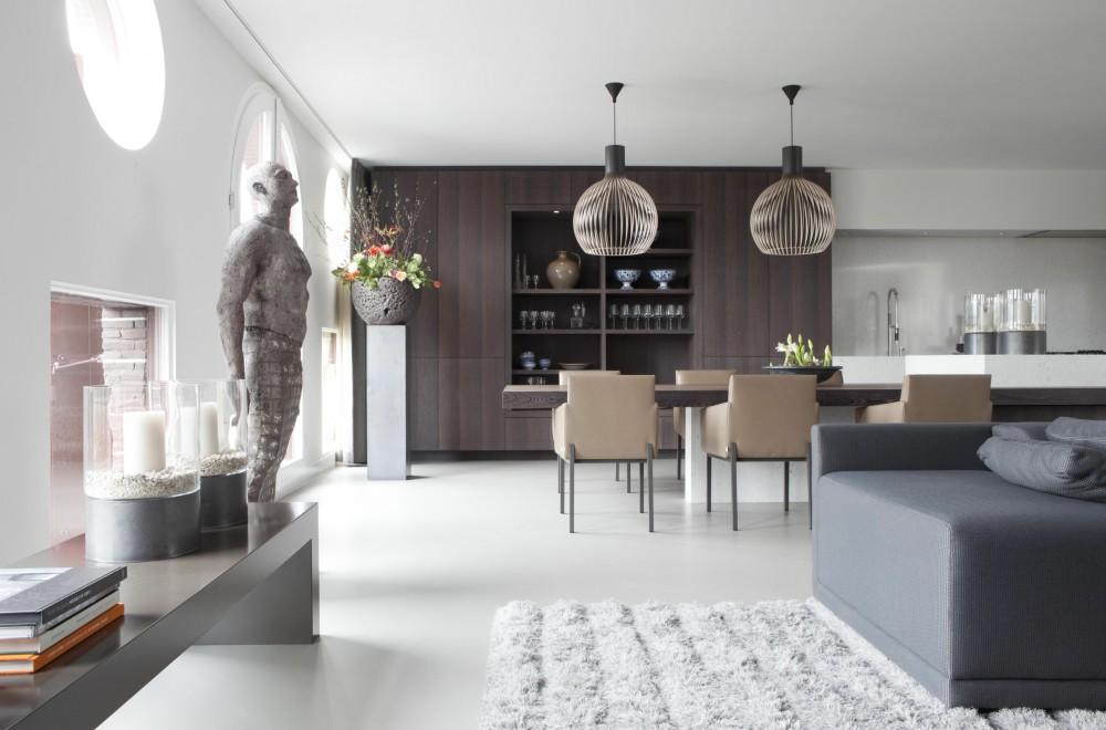 Tafel Remy Meijers : Odesi solid eettafel cilo interieur
